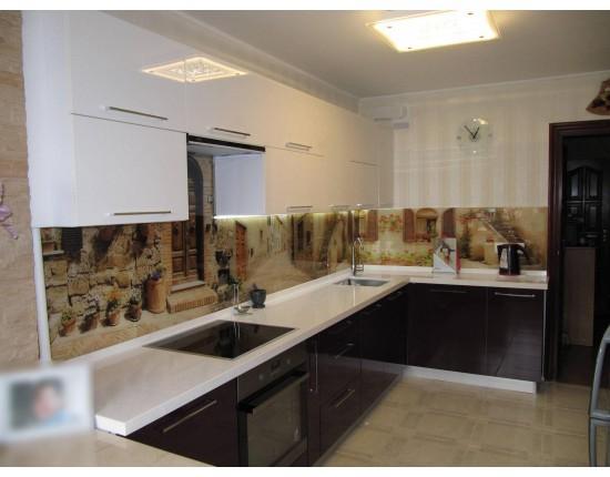 Купить Кухня Угловая МДФ на Заказ2800*1500мм knzak-100103 в Томске