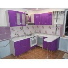 Кухня угловая МДФ на заказ 2100*1900 мм. knzak-100046