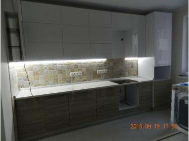 Кухня Угловая МДФ на Заказ 3200 мм knzak-100113