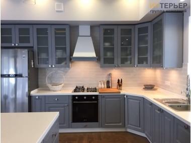 Кухня на заказ knzak-100233 купить в Томске
