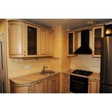 Кухня на заказ knzak-100203 купить в Томске