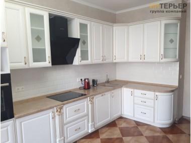 Кухня на заказ knzak-100204 купить в Томске