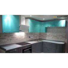 Кухня на заказ knzak-100225 купить в Томске