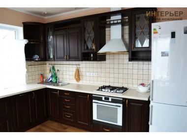 Кухня на заказ knzak-100205 купить в Томске