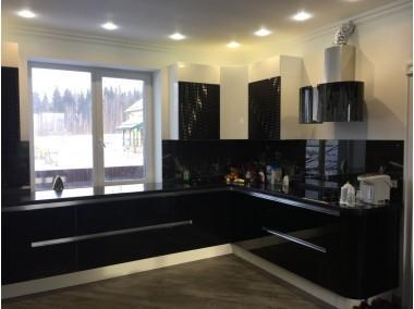 Кухня на заказ knzak-100245 купить в Томске