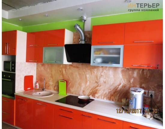 Купить Кухня на заказ knzak-100206 купить в Томске в Томске