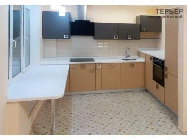 Кухня на заказ knzak-100246 купить в Томске