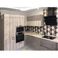 Кухня на заказ knzak-100237 купить в Томске