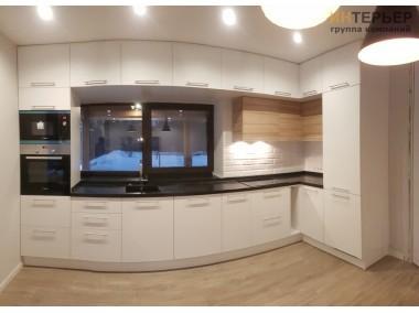 Кухня на заказ knzak-100208 купить в Томске