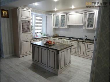 Кухня на заказ knzak-100199 купить в Томске