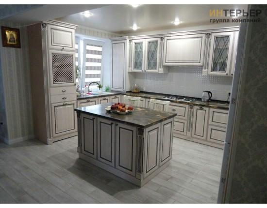 Купить Кухня на заказ knzak-100199 купить в Томске в Томске