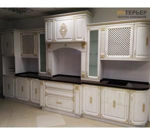 Кухня на заказ knzak-100200 купить в Томске