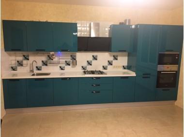 Кухня на заказ knzak-100220 купить в Томске