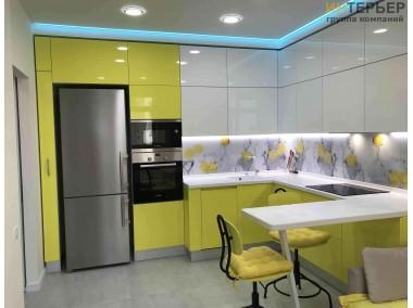 Кухня на заказ knzak-100211 купить в Томске