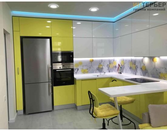 Купить Кухня на заказ knzak-100211 купить в Томске в Томске