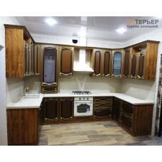 Кухня на заказ knzak-100201 купить в Томске