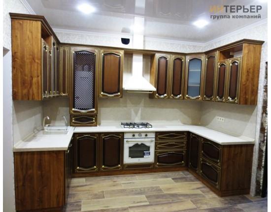 Купить Кухня на заказ knzak-100201 купить в Томске в Томске