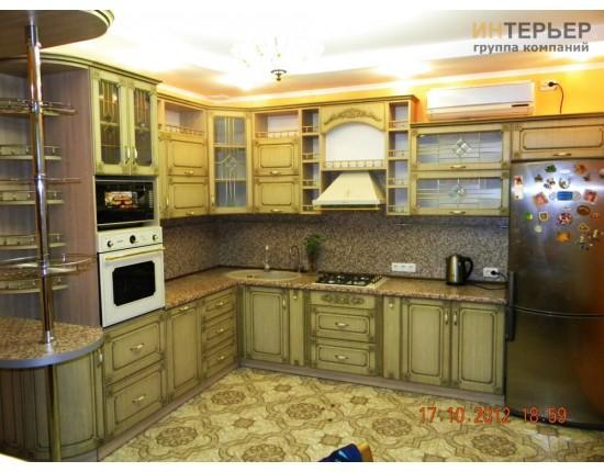 Купить Кухня на заказ knzak-100202 купить в Томске в Томске