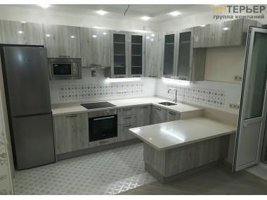 Кухня на заказ knzak-100212 купить в Томске