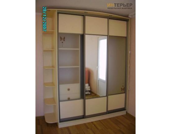 Купить Шкаф-купе на заказ корусный 1800 мм. kgz-100205 в Томске