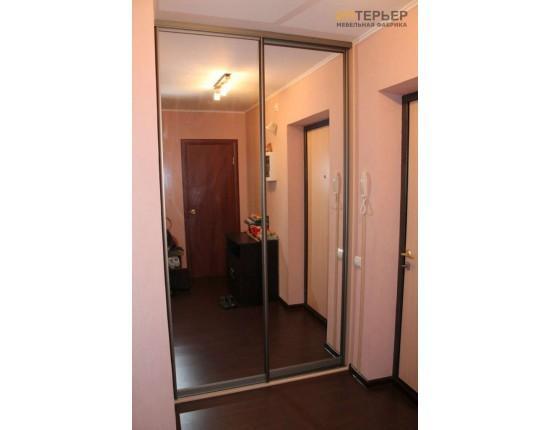 Купить Шкаф-купе на заказ встроенный 1200 мм. kgz-100124 в Томске